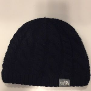 NWOT North Face Chunky Knit Beanie